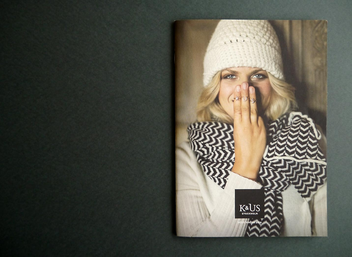 K&US A/W 2014 catalogue