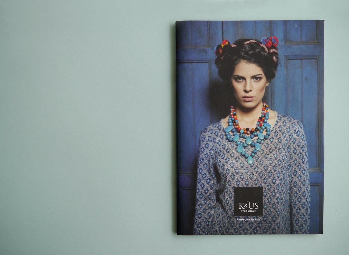 K&US S/S 2014 catalogue
